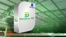 Curso de Metálicas 3D (Básico ao Avançado)